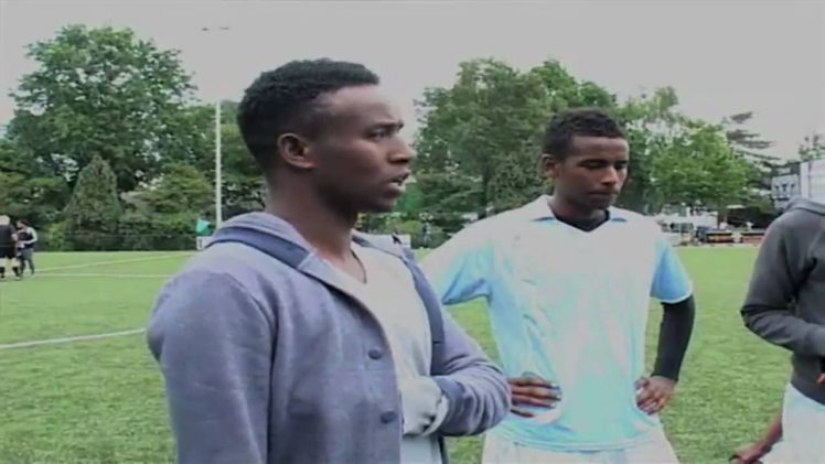 Somali Football Team Holland 2009