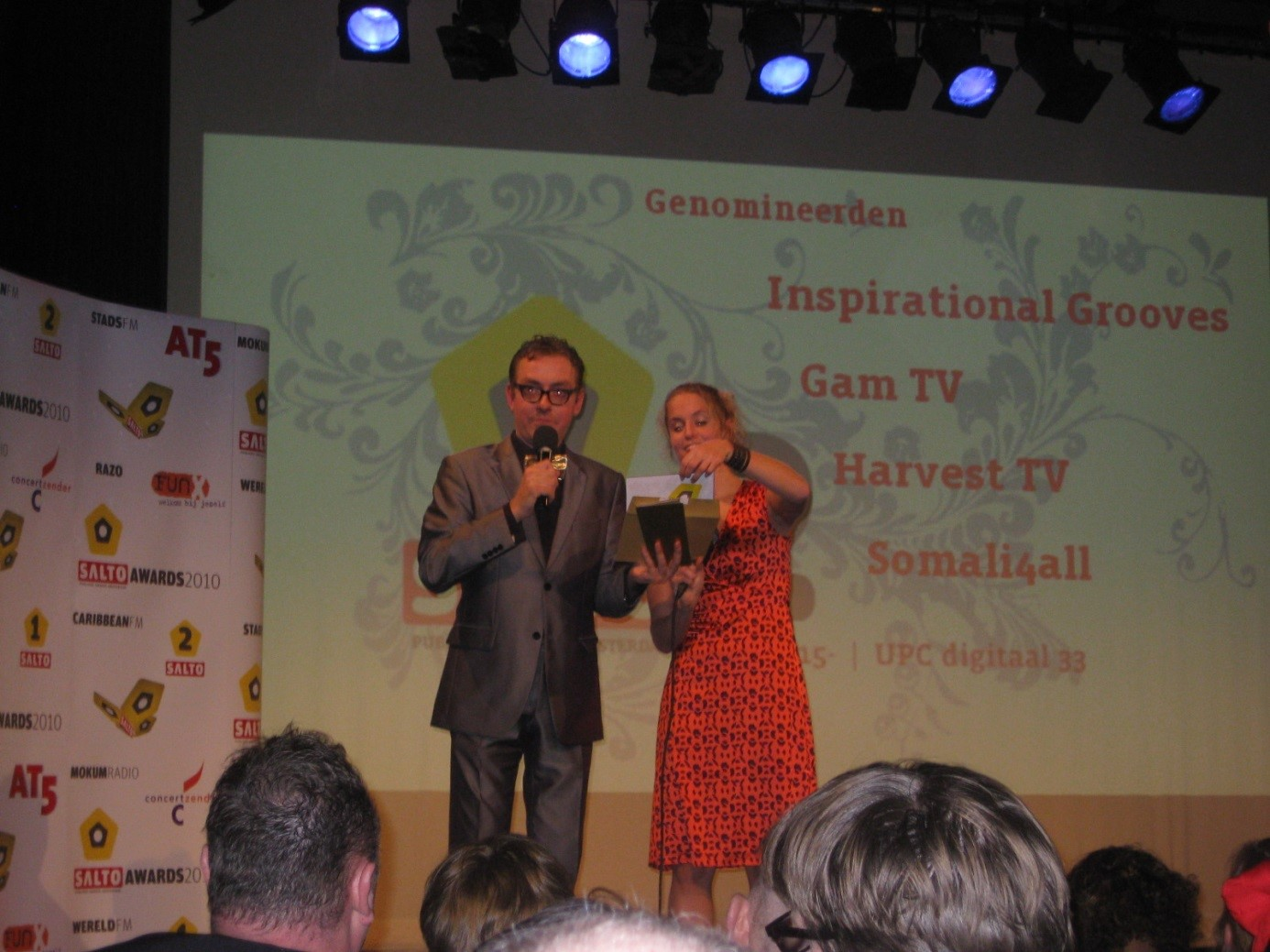 SALTO Award 2007