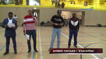 Somali youth week Zwolle   football competition